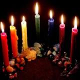 Значение цветов свечей - используйте их силу правильно