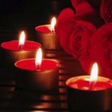 Магия красной свечи – любовь и защита