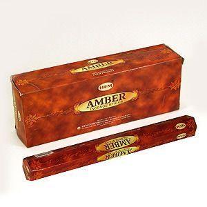 Благовония HEM Amber «Амбер»