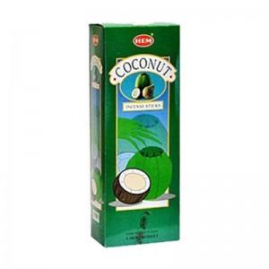 Благовония HEM Coconut «Кокос»